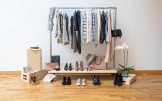 Как продать ненужную одежду